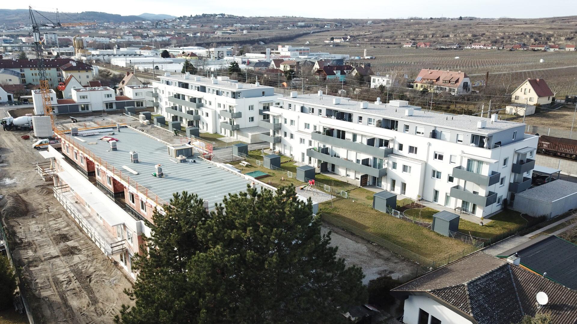 Wohnhausanlage Landersdorf X + XI